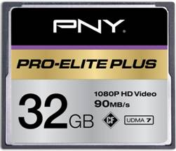 Карта памяти CompactFlash Pro-Elite Plus