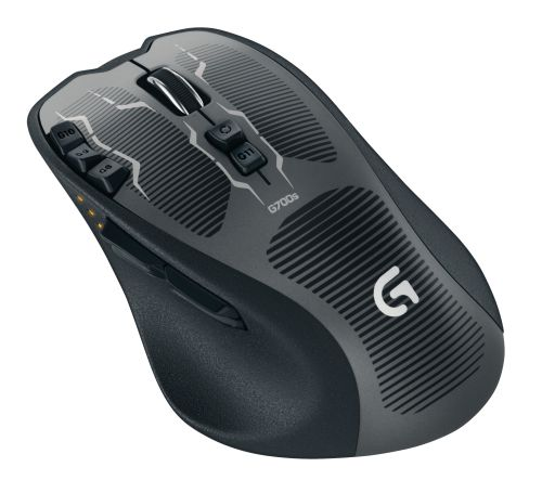 Мышь Logitech G700s Rechargeable Gaming Mouse