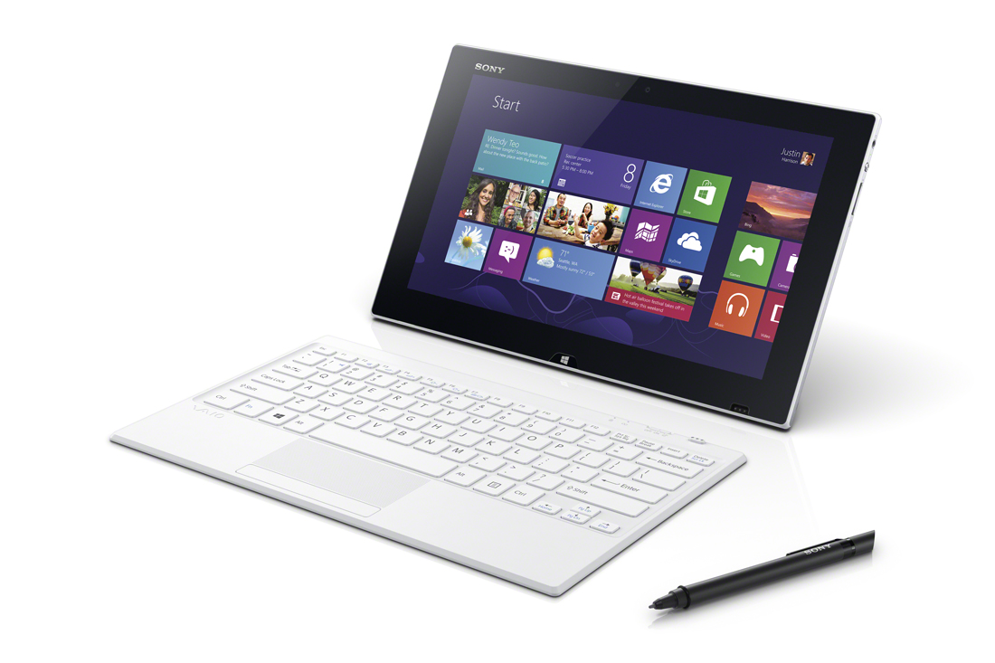 планшет VAIO Tap 11Tap_11_front_left_keyboard_pen__W